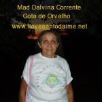 Mad. Dalvina Corrente – baixar Hinário Gota de Orvalho – Aniversário 25 agosto