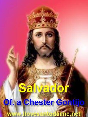 Hinário Salvador - Ofertados a Chester Gontijo