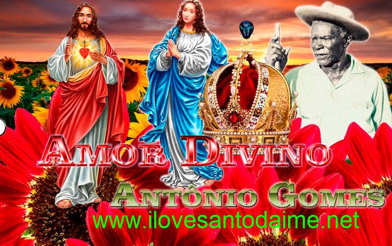 Antônio Gomes - O Amor Divino - Finados