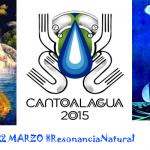#SANTODAIME #CANTOALAGUA 2015 22 MARÇO #ResonanciaNatural CONVITE A TODA IRMANDADE DO SANTO DAIME MUNDIAL