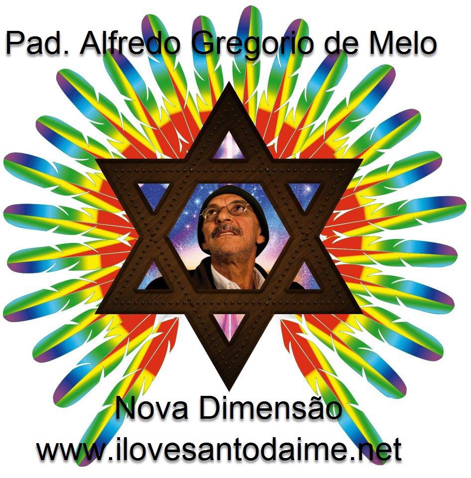 NOVA DIMENSÃO - PADRINHO ALFREDO