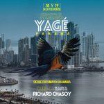 #Panama #Yage #Ayahuasca Taita Richard Chasoy 18 – 19 noviembre 2016