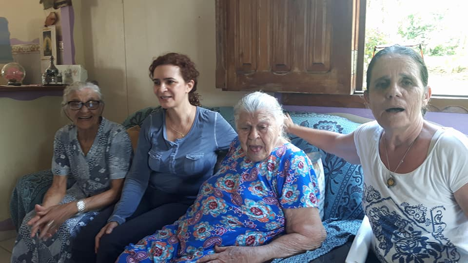 #SantoDaime #CéuDoMapiá #MadrinhaRita chegou a nossa matriarca no Mapiá