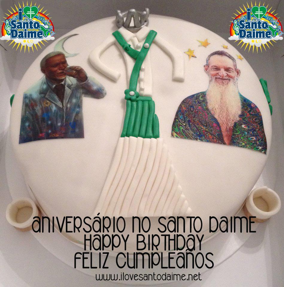 parabéns pra voce happy birthday feliz cumpleaños santo daime