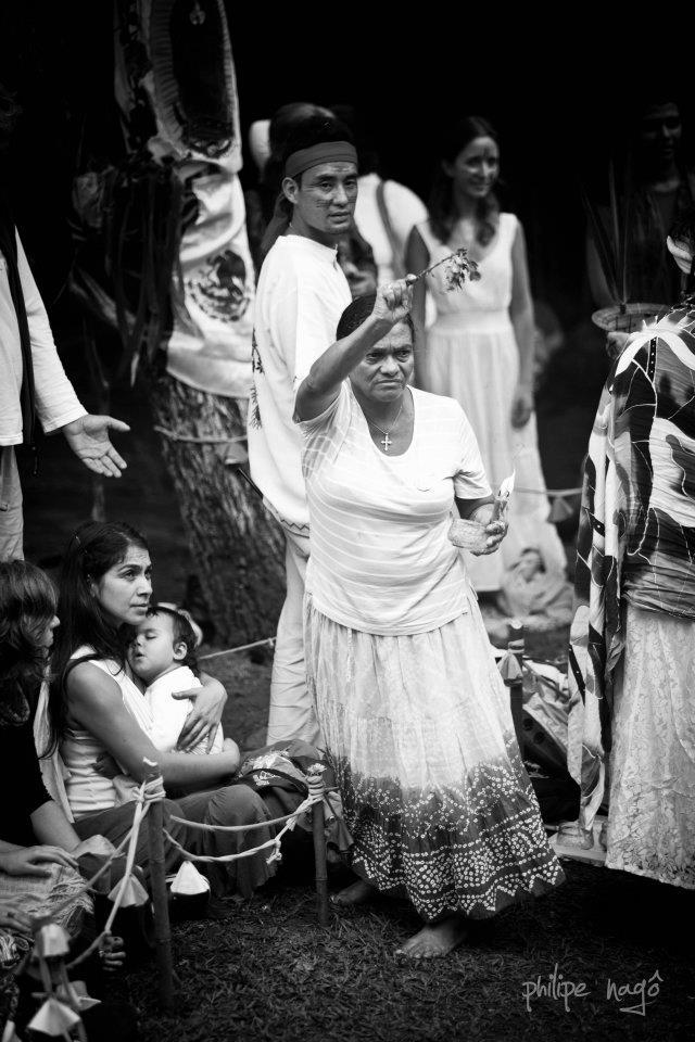 Madrinha Gecila Texeira - 13 grandmothers